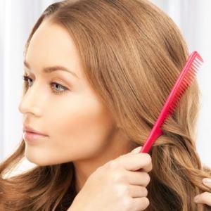 Как удалить смолу с густых волос