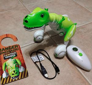 Робот-динозавр для мальчиков