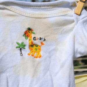 Детская белая одежда
