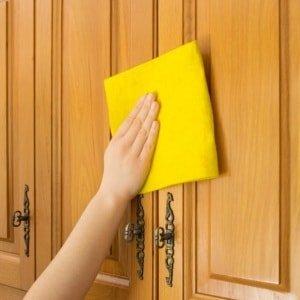 Запахи в кухонных шкафах