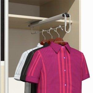Правила хранения одежды в шкафу