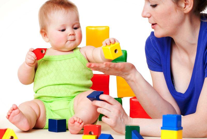 Развиваем семимесячного ребёнка