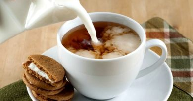 Чёрный и зелёный чай с молоком при грудном вскармливании