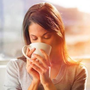 Варёный чёрный чай с молоком