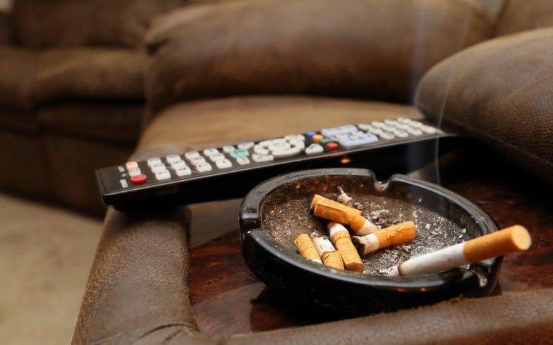 Избавляемся от запаха табака