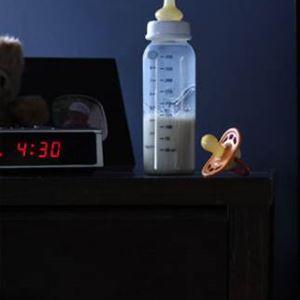 Как отучить ребенка от грудного кормления ночью