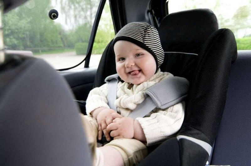 Если ребёнок не хочет сидеть в автокресле