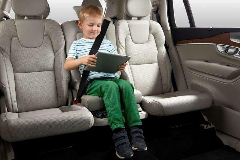 Выбор детского кресла