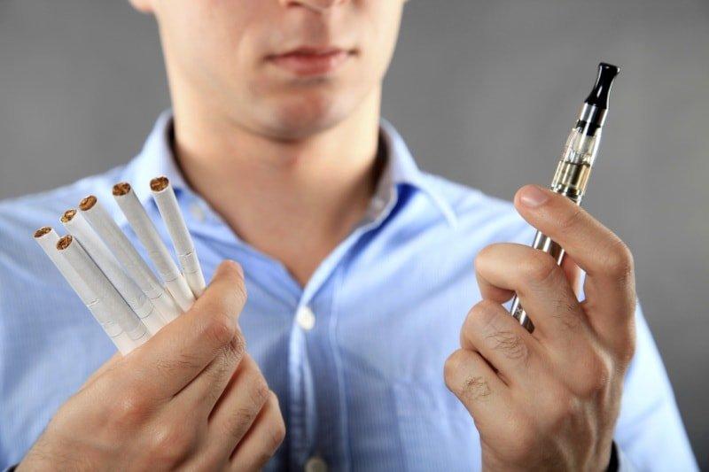 Какую электронную сигарету выбрать бросающему курить