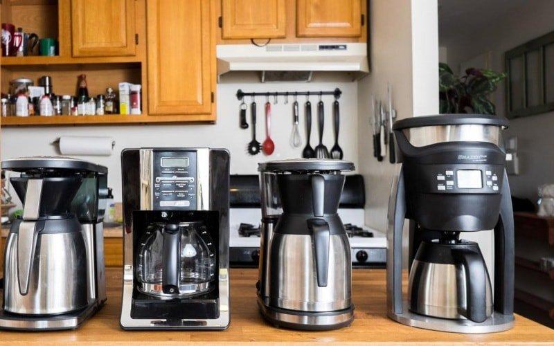 Виды кофеварок: плюсы и минусы