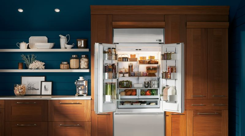 How to choose a good built-in refrigerator