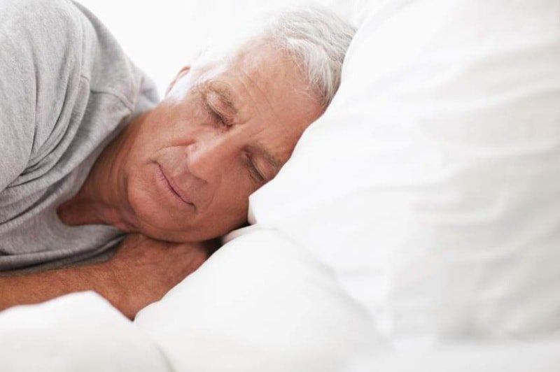 Как выбрать матрас для пожилого человека?