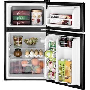 Габариты и объем холодильника