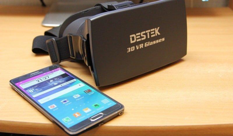 Выбор очков виртуальной реальности