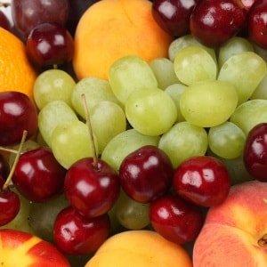 Другой вариант из ягод с фруктами