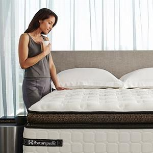 Features of the choice of mattress for a double bed