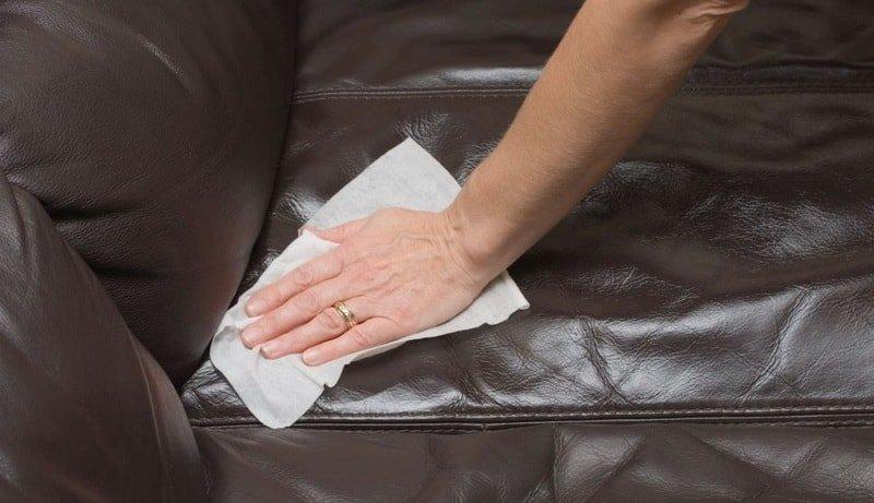 Кожаный диван – сложно или проще простого?