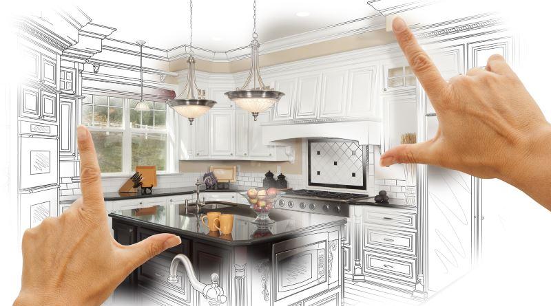 Кухонный гарнитур своими руками