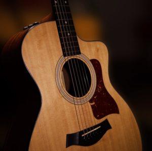 Акустика, электрогитара или бас-гитара