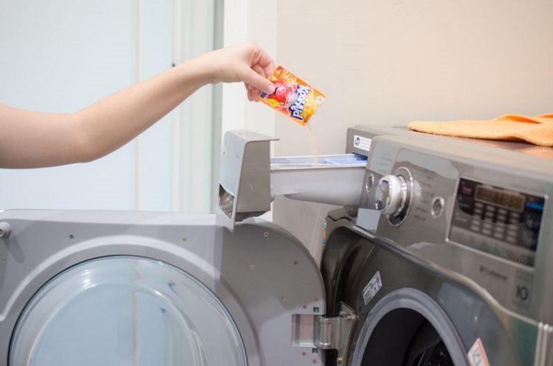 Как почистить стиральную машину лимонной кислотой