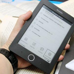 Reader Book 1 и Reader Book 2