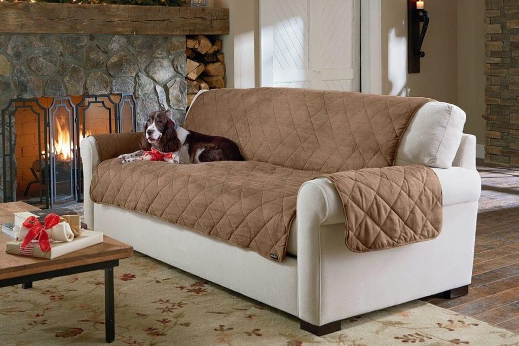 Как выбрать ткань для дивана на покрывало