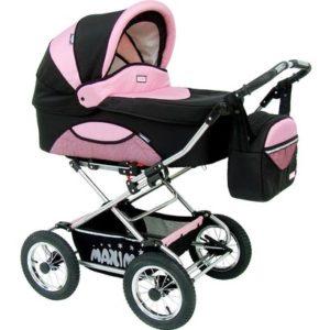 Описание характеристик основных типов колясок для новорождённого