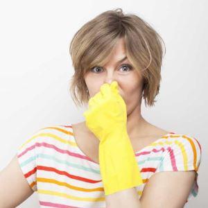 Как убрать неприятный запах из СВЧ