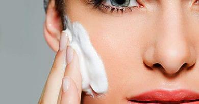 Как почистить кожу лица