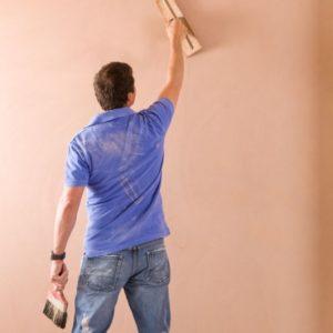 Как собственноручно штукатурить стены