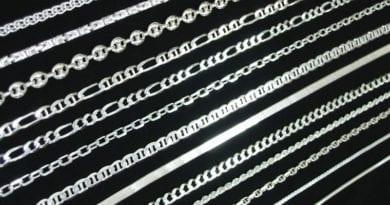 Как чистить серебряную цепочку