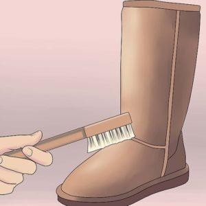 Как подготовить обувь к чистке