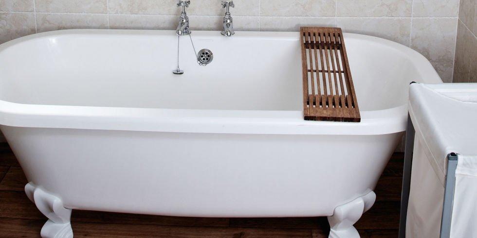 Чем отмыть эмалированную ванну