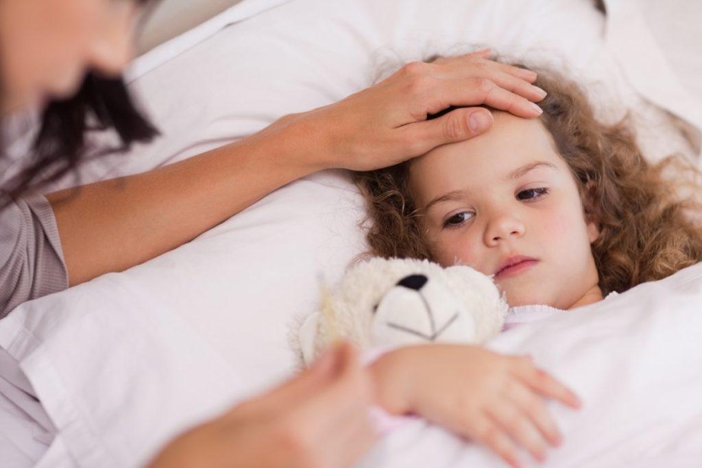 Какие выделяют формы мононуклеоза у детей