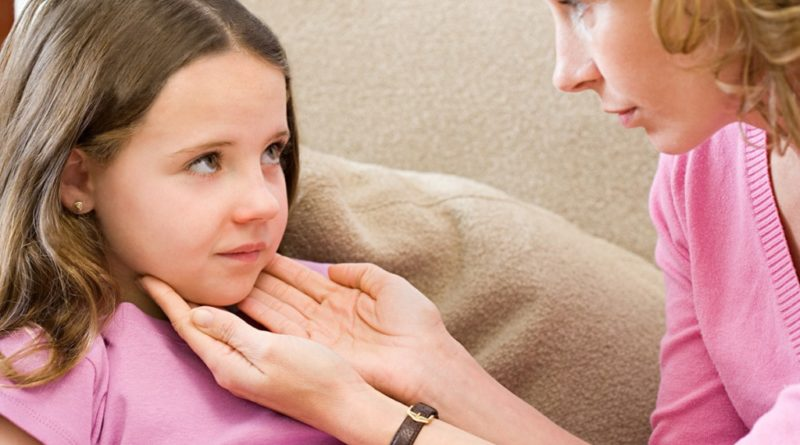 Инфекционный мононуклеоз у детей