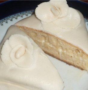 Мастика со сгущенкой для торта