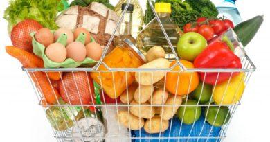 В каких продуктах много белка