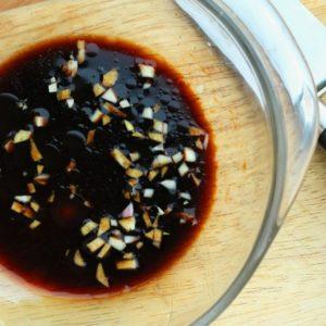 Соевый маринад для куриного шашлыка