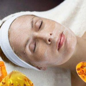Применение янтарной кислоты в косметологии