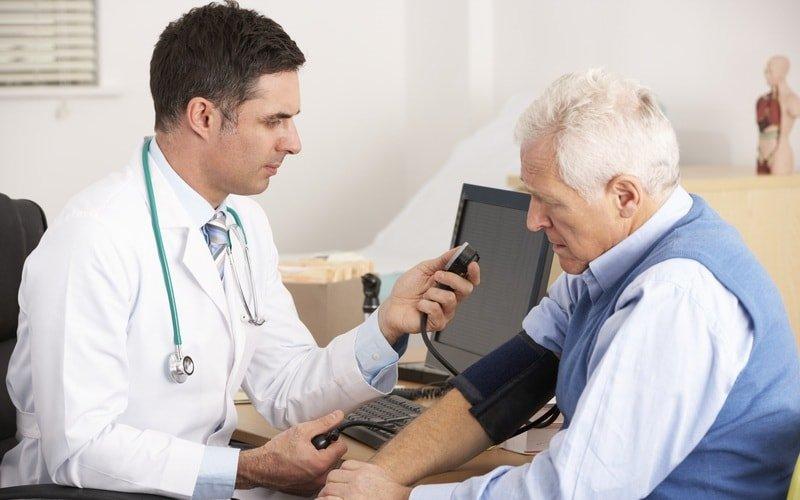 Головокружение и артериальное давление