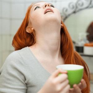 Полоскание горла содой при ангине