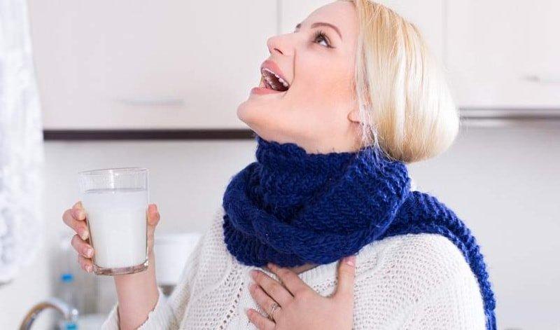 Полоскание горла: общие рекомендации
