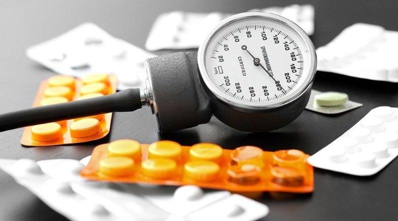 Обзор таблеток от повышенного и пониженного давления