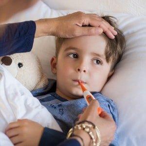 Сегментоядерные нейтрофилы понижены у ребенка