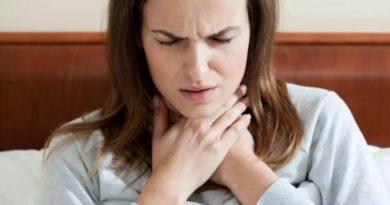 Стафилококк в горле