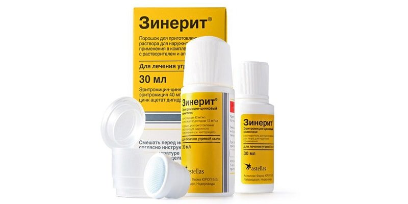 zeneritis for pimples