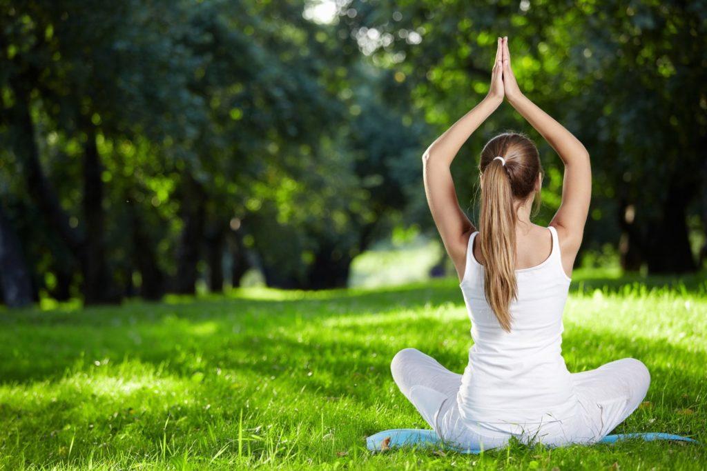 Йога и ее полезные свойства