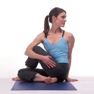 Позы в йоге