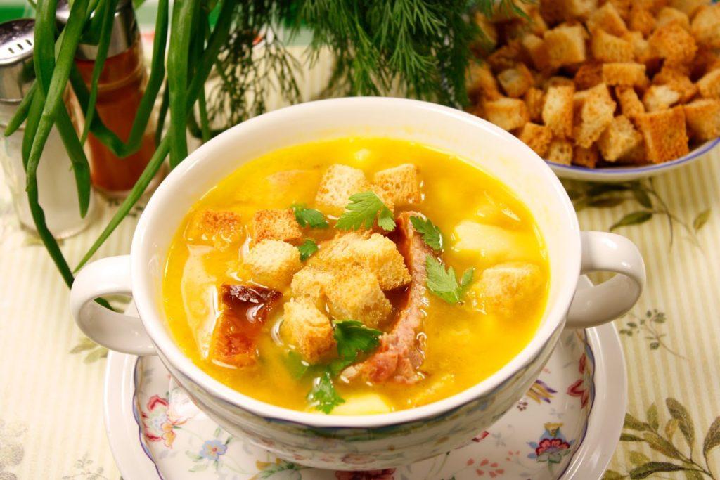 Гороховый суп и его особенности
