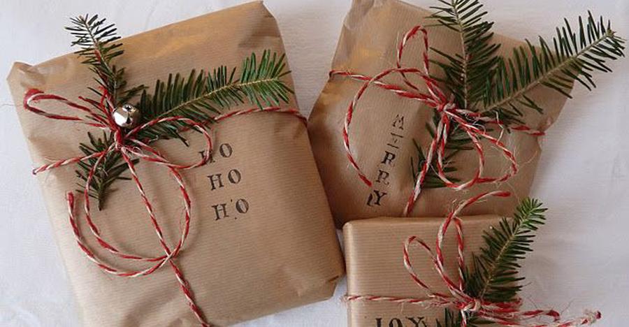 Идеи для праздничного оформления подарков
